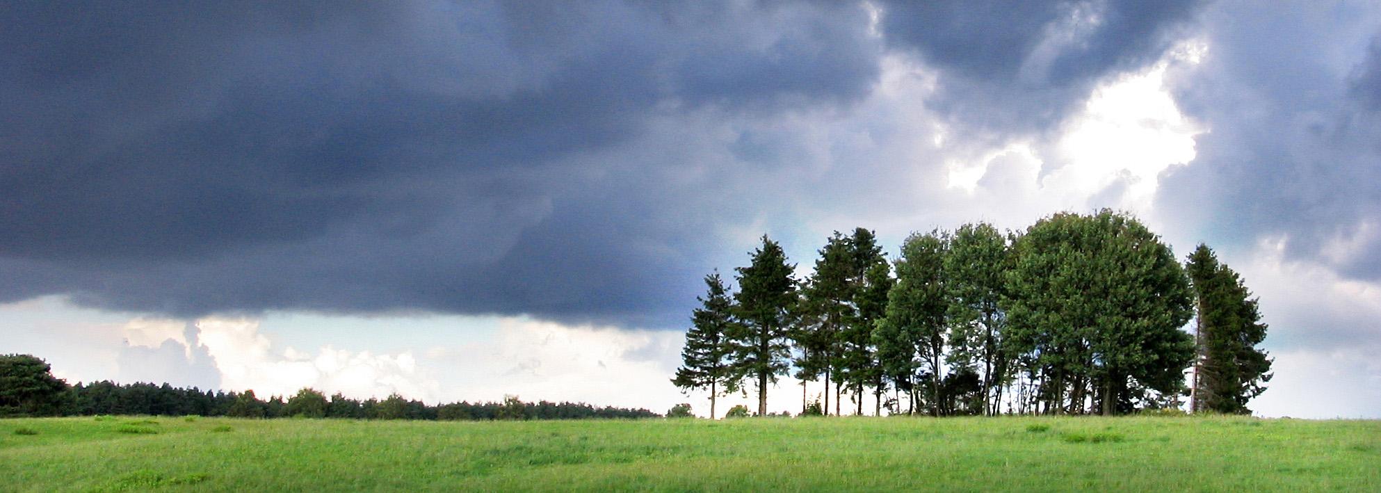 Dunkle Wolken - jetzt Handeln!